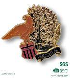 주문을 받아서 만드십시오 금속에 의하여 만들어진 Mountaineering 스포츠 접어젖힌 옷깃 Pin (XG-31)를