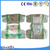 Molfix verwöhnen Wegwerfgroßhandelsbaby-Windeln in China