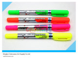 Tip Highlighter Marker Pen 4PCS Hot Sell Dual