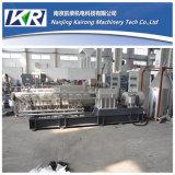 Le plastique de LDPE de PVC d'ABS d'animal familier réutilisent le granule faisant la machine