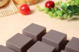 12 cuvettes de forme de silicones de gelée de moulage carré de pudding