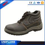 Pattini di sicurezza d'acciaio della punta del lavoro dell'indicatore luminoso degli uomini Ufa012