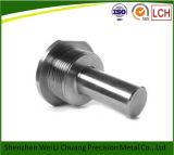 Части CNC машинного оборудования частей CNC точности нержавеющей стали подвергая механической обработке