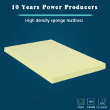 고밀도 갯솜 매트리스 제조자는 수출액 침실 가구를 공급한다