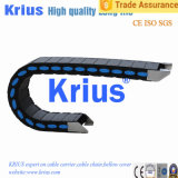 Luftwiderstand Chain Type und Nylon Material Cable Carriers