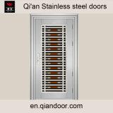 Edelstahl-Sicherheits-Tür
