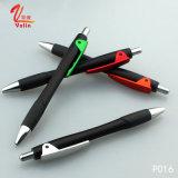 Promotie klik de Plastic Pen van de Gift van de Bal voor School en Bureau