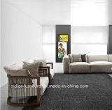 (SD-6005A) Fauteuil en bois de sofa d'hôtel de restaurant de meubles modernes de salle de séjour
