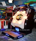La danse élevée de bénéfice brillent la machine folle de musique de machine de jeu