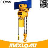 Высокое качество таль с цепью/пневматический подъёмник строительного подъемника от 0.5 до 5 тонн электрические