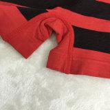 Biancheria intima personalizzata a strisce rossa calda dei pugili degli uomini senza giunte