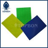 Bâche de protection de PE de tissu tissée par HDPE chaud de ventes