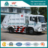 DFAC 4X2 압축기 쓰레기 트럭 16 Cbm