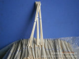 주문 크기 자연적인 갈대 유포자 등나무 지팡이