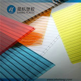 PC colorato Slab di Plastic Polycarbonate per Roofing Sheet