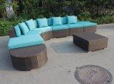 Sofà di vimini moderno della nuova di stile C-2016 mobilia esterna del giardino