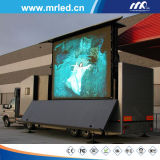 P16 Advertizing Mobile LED Display Outdoor (DIP346) con CE, ccc, FCC, RoHS