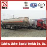 Alimentador común de HOWO A7 con el acoplado 45, 000L del depósito de gasolina