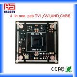 4 الجديدة الإشارة في أحد PCB شملت في TVI، السيدا، CVBS العهد كاميرا الوحدة