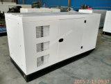 Электрический генератор молчком силы тепловозный китайским двигателем дизеля (20KW~200KW)