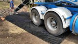 Car Parking 또는 Driveway/Golf Course를 위한 다중 Layered Drainage를 가진 맞물리는 Plastic Grid