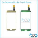 Оптовая хорошая панель экрана касания LCD цены для края галактики S6 Samsung