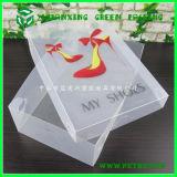 Cadre clair en plastique d'acétate fait par Base et couvercle