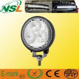 La meilleure qualité ! ! lumière de travail de 12V 24V 9W LED, lumière imperméable à l'eau de travail de LED, lumière de travail de LED