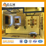 Изготовление модели блока/модели квартиры/модель здания проекта/точные модели модели/квартиры и виллы семьи