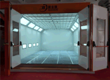 Car superiore Spray Booth per New Year Sale