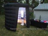 Cabine gonflable de photo de vente de campagne de cabine chaude de photo pour la campagne