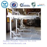 Alta qualidade Outdoor ou Indoor Double Decker Bike Racks