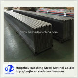 屋根ふきシートのための中国の工場Dx51d Z100熱い浸された電流を通された鋼鉄コイル
