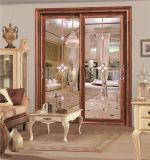 Алюминиевая стеклянная раздвижная дверь 2701
