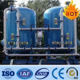 Filtri da media della sabbia di pressione del acciaio al carbonio per trattamento preparatorio delle acque di rifiuto