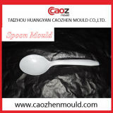 Moulage remplaçable de /Spoon de couverts d'injection en plastique