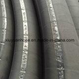 Mangueira de borracha hidráulica flexível do petróleo de alta pressão espiral com En856-4sh