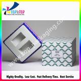 Farbiger Kunstdruckpapier-Kasten-Haar-Extensions-verpackenkasten