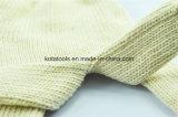 Luvas industriais do algodão da oficina das luvas do algodão da segurança