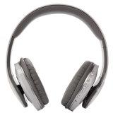 Auricular bajo plegable de la estereofonia de Bluethooth de la estereofonia 2.1 del receptor de cabeza de Bluetooth del precio de fábrica