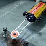 鉄棒磁気誘導加熱装置