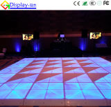 Infinità LED dell'interno Dance Floor dello specchio di illusione della decorazione 3D di cerimonia nuziale