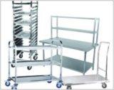 laser de 1000W Fiber Cutting Machine pour Aluminum Zinc Plate