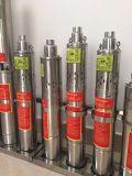 Bomba de água submergível do parafuso da série 3inch/4inch de Qgd para a agua potável
