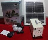 20W 휴대용 가정 태양 PV 위원회 에너지 힘 조명 시설