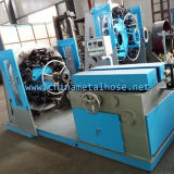 Machine à haute pression de tressage de fil de tuyau de métal flexible