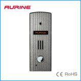 Intercomunicador video impermeável de Bell de porta do estojo compato da alta qualidade (A4-M9CS)