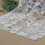 Tessuti del merletto lavorati a maglia Crochet per gli indumenti/gli abiti