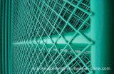 정원 담 (ISO 9001 공장)를 위한 고품질 최신 판매 비닐에 의하여 입히는 확장된 금속