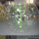 [تبو] [بفك] مادّيّة [فووتبلّ غرووند] مجال قابل للنفخ جسم [زورب] كرة